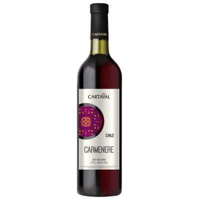 Cartaval Carmenere ( 0,75л )