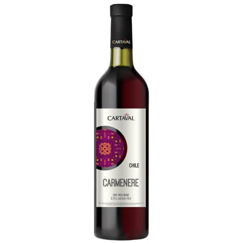 Cartaval Carmenere ( 0,75л ) ЧАО Коблево