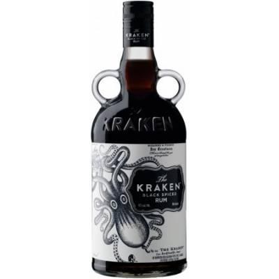Kraken Dark Spiced - 0,7 л