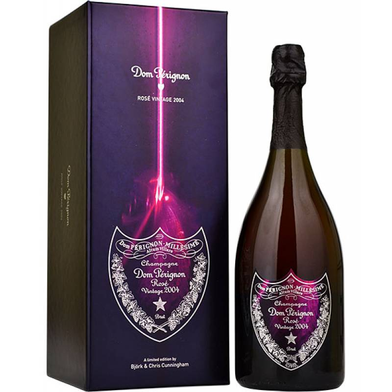Dom Perignon Vintage Blanc 2004 - 0,75 л  Champagne Moet & Chandon