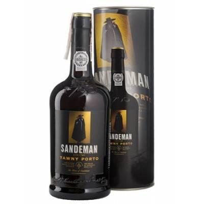 Sandeman Tawny, в тубусе - 0,75 л
