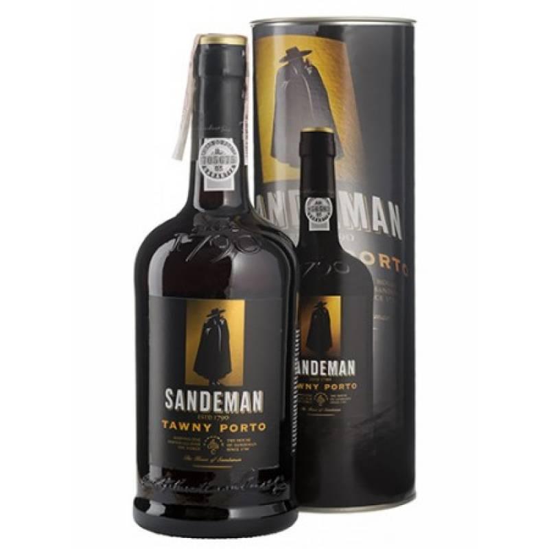 Sandeman Tawny, gift box - 0,75 л Sogrape Vinhos