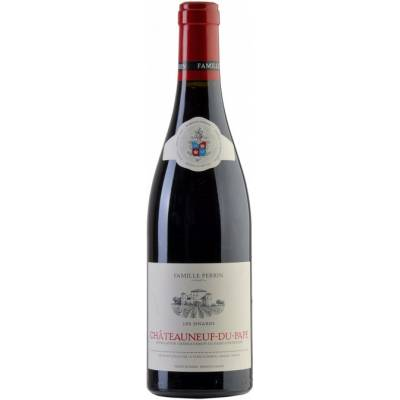 Famille Perrin Chateauneuf-du-Pape Les Sinards, ( Famille Perrin Шатонеф-дю-Пап Ле Синар ) 2012 0,75 л