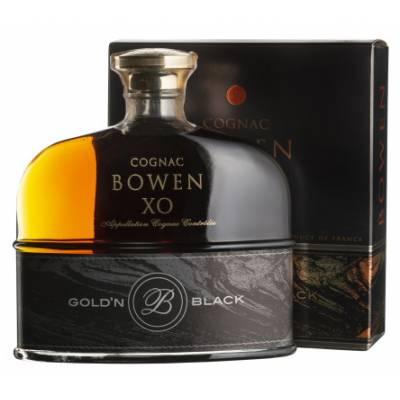 Bowen XO Gold'n Black, gift box (0,7 л)