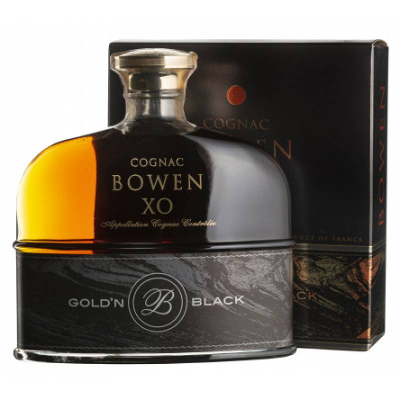 Bowen XO Gold'n Black, gift box - 0,7 л Chabasse (Шабасс)