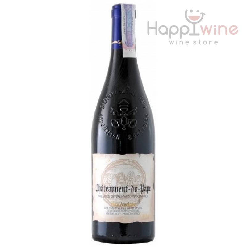 Chateauneuf-du-Pape Pere Anselme Reserve - 0,75 л Brotte - АРХИВ!!!