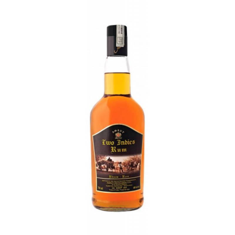 Amrut Two Indies Rum - 0,7 л Amrut