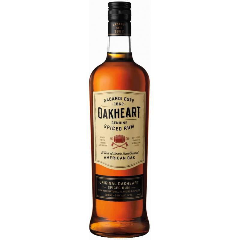 Bacardi OakHeart - 0,7 л Bacardi Martini