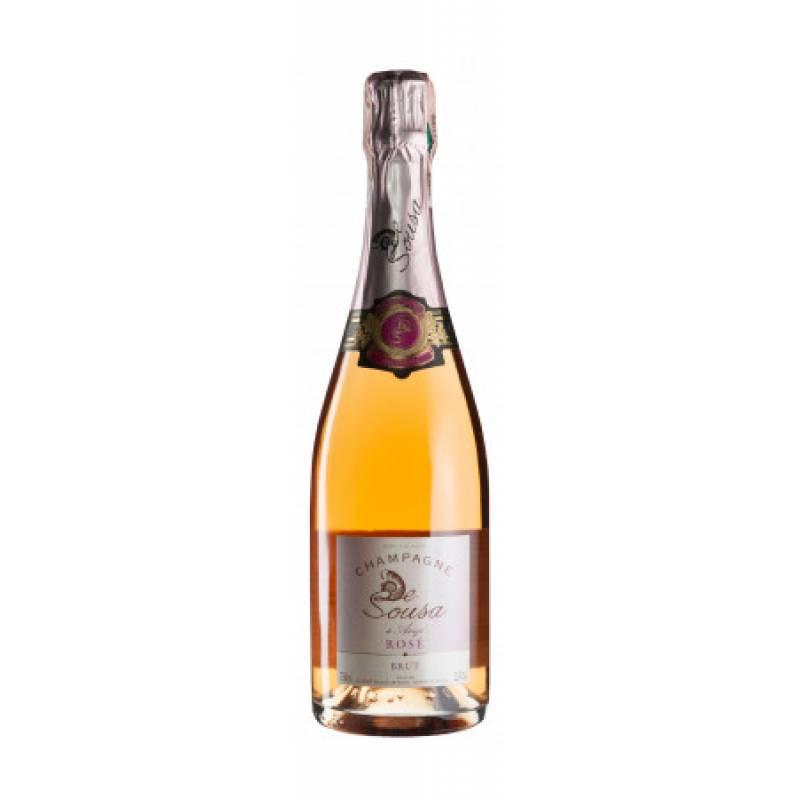 Brut Rose - 0,75 л De Sousa