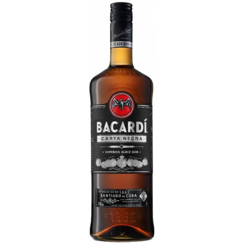 Bacardi Carta Negra ( 1,0л ) Bacardi Limited