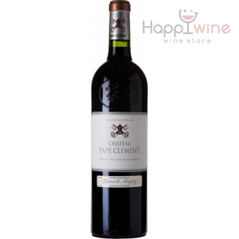 Chateau Pape-Clement, ( Шато Пап Клемент ) 2006 0,75 л Chateau Pape-Clement - АРХИВ!!!
