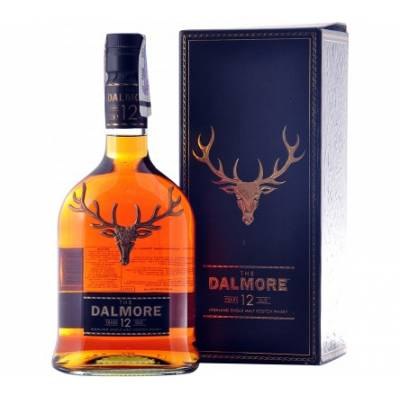 Dalmore 12 Лет - 0.7 л