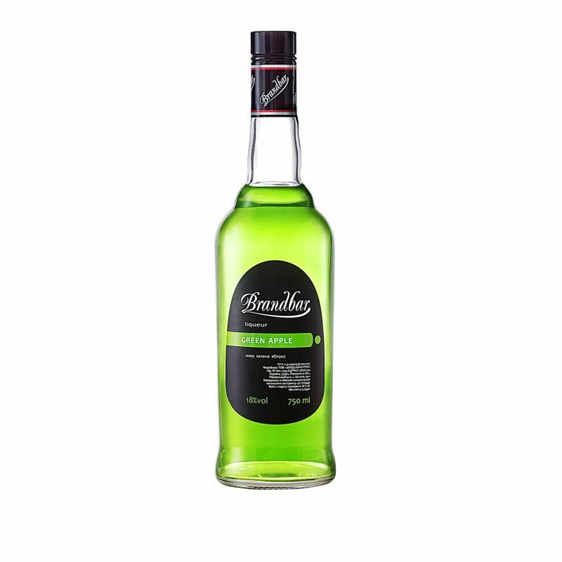 Brandbar Зеленое яблоко - 0,75 л Brandbar - АРХИВ!!!