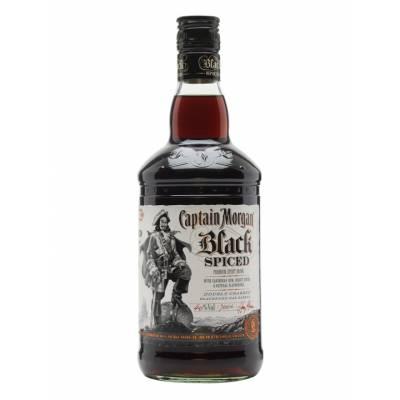 Captain Morgan Spiced Black ( 0,7л )