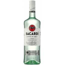 Bacardi Carta Blanca ( 1,0л )