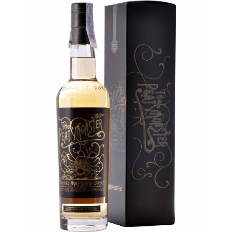 Compas Box The Peat Monster - 0,7 л  Compass Box