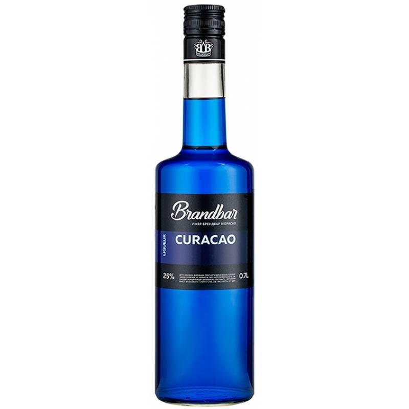 Brandbar Кюрасао Блю - 0,7 л Brandbar