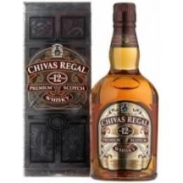 Chivas Regal 12 лет - 0,375 л