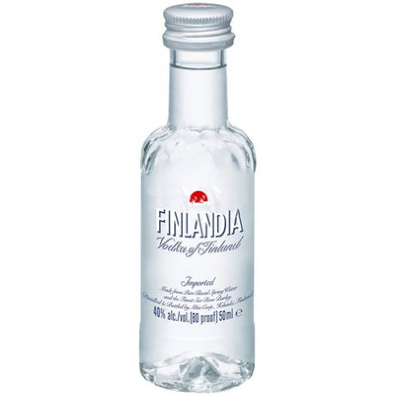 Finlandia - 0,05 л  Finlandia Vodka Worldwide LTD