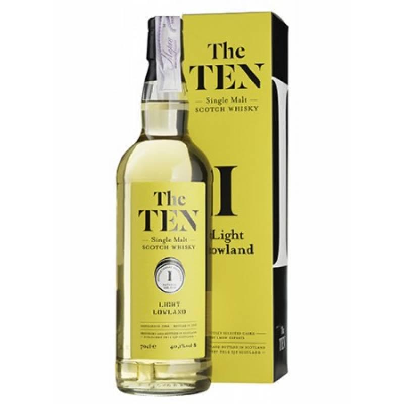 The Ten #01 Light Lowland, gift box 2004 - 0,7 л The Ten
