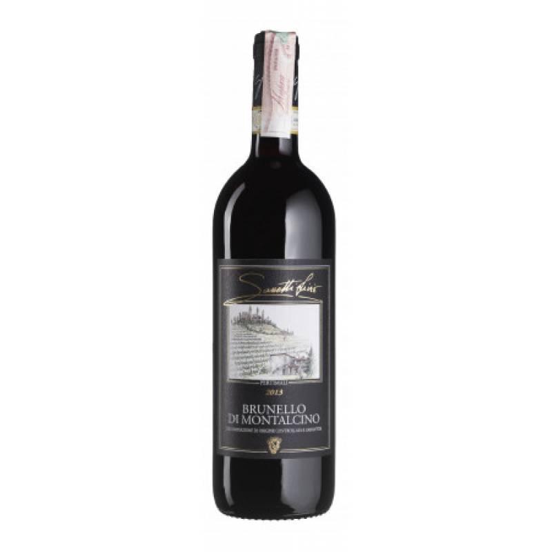 Brunello di Montalcino 2014 - 0,75 л Pertimali Sassetti