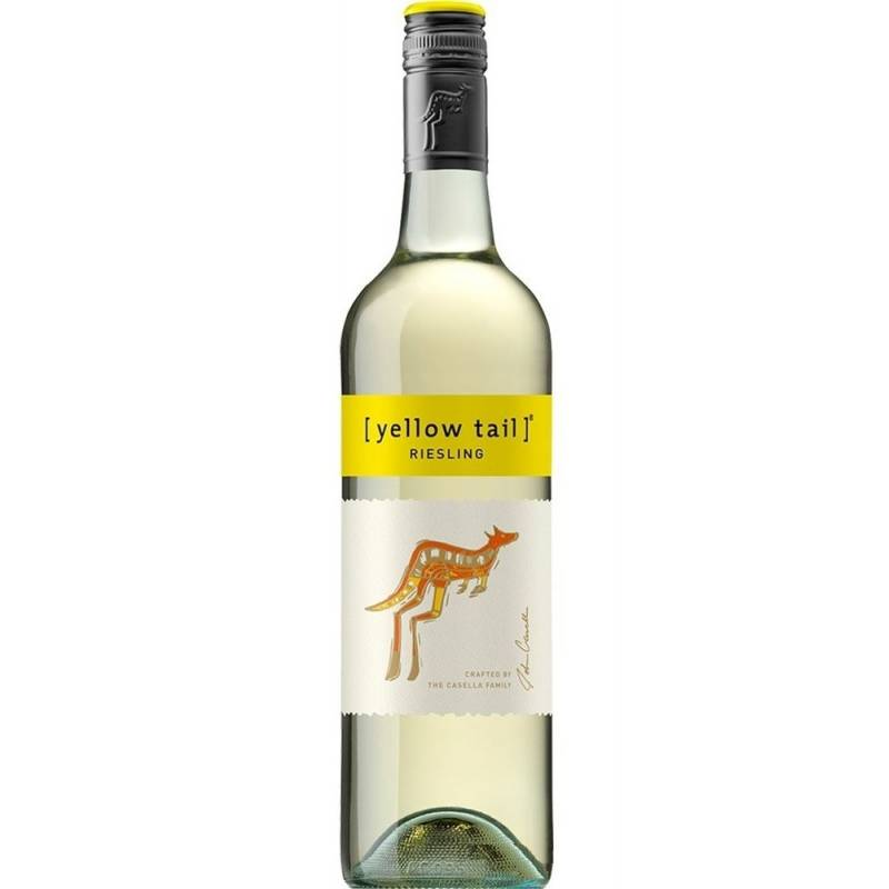 Yellow Tail Рислинг ( 0,75л ) Casella Wines (Каселла Вайнз)