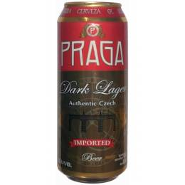 Praga Dark Lager ж/б ( 0,5л )