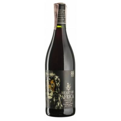 Heart of Africa Pinotage - 0,75 л