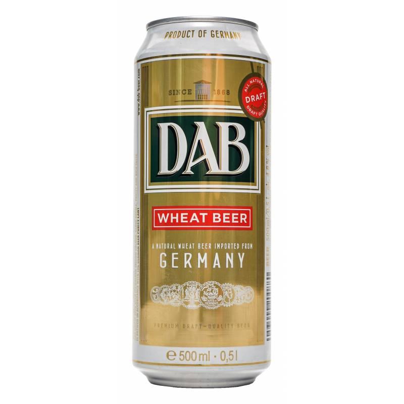 DAB Wheat - 0,5 л ж/б
