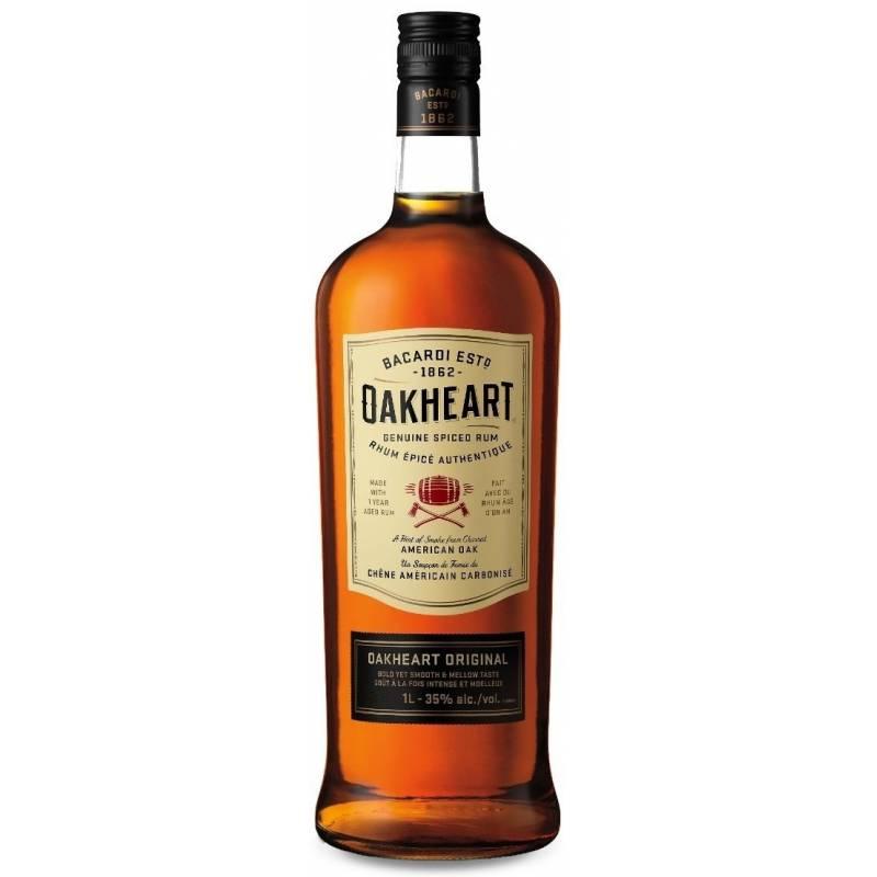 Bacardi OakHeart - 1 л Bacardi Martini