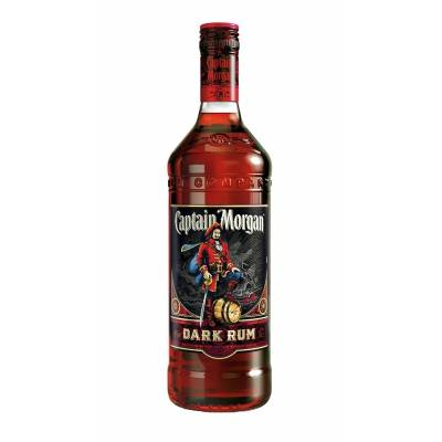 Captain Morgan Dark - 0,7л
