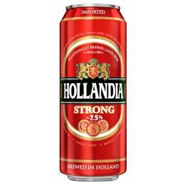 Hollandia Strong - 0,5 л ж/б