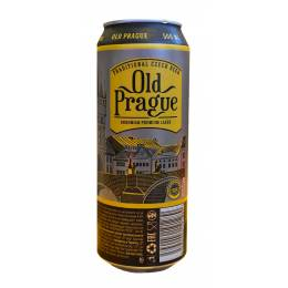 Old Prague Bohemian Premium Lager - 0,5 л ж/б