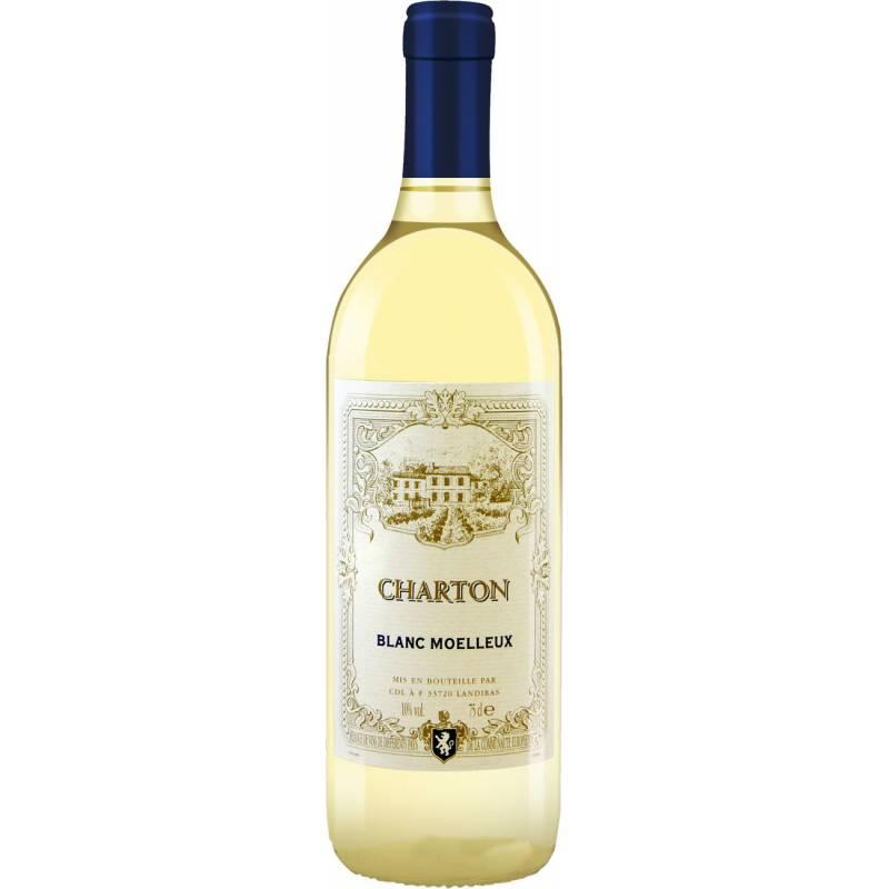 Charton Blanc Moelleux ( Ниан Шартон блан ) 0,75л  Les Grands Chais de France - АРХИВ!!!
