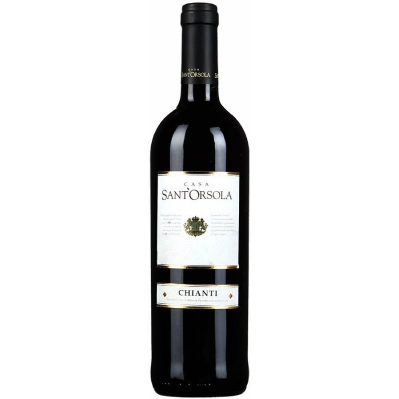 Chianti - 0,75 л Fratelli Martini