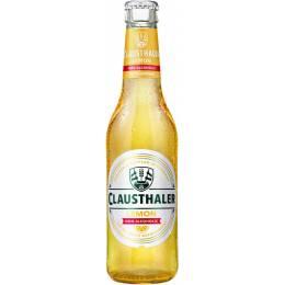 Clausthaler Lemon Non-Alcoholic - 0,33 л
