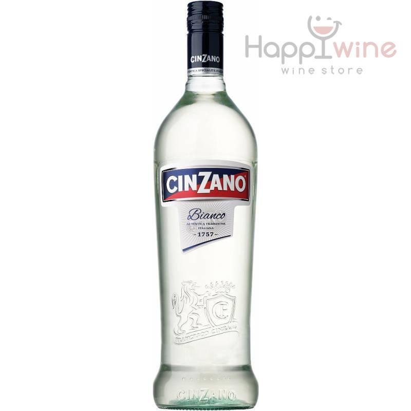 Cinzano Bianco ( 1,0л ) Gruppo Campari - АРХИВ!!!