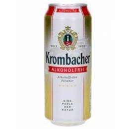 Кромбахер Pils б/а - 0,5 ж/б