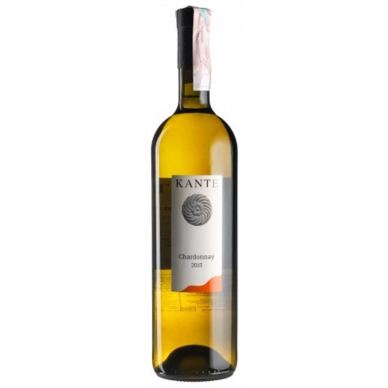 Chardonnay 2015 - 0,75 л Kante