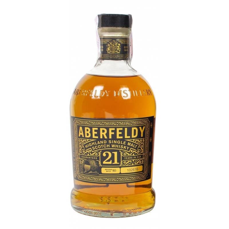 Aberfeldy 21 Years Old - 0,7 л
