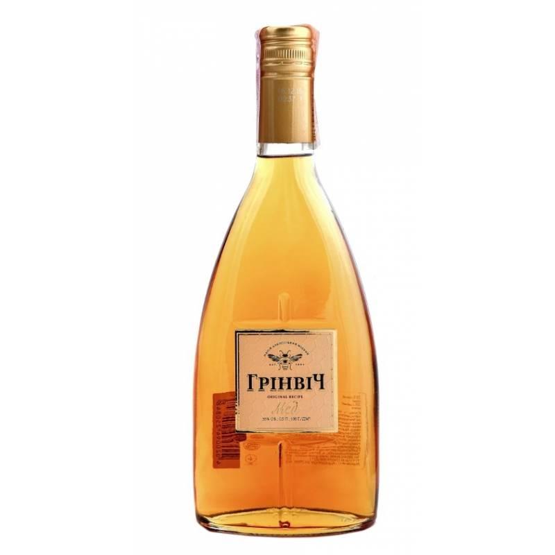 Гринвич мед - 0,5 л Galicia Distillery(Галиция Дистилери)