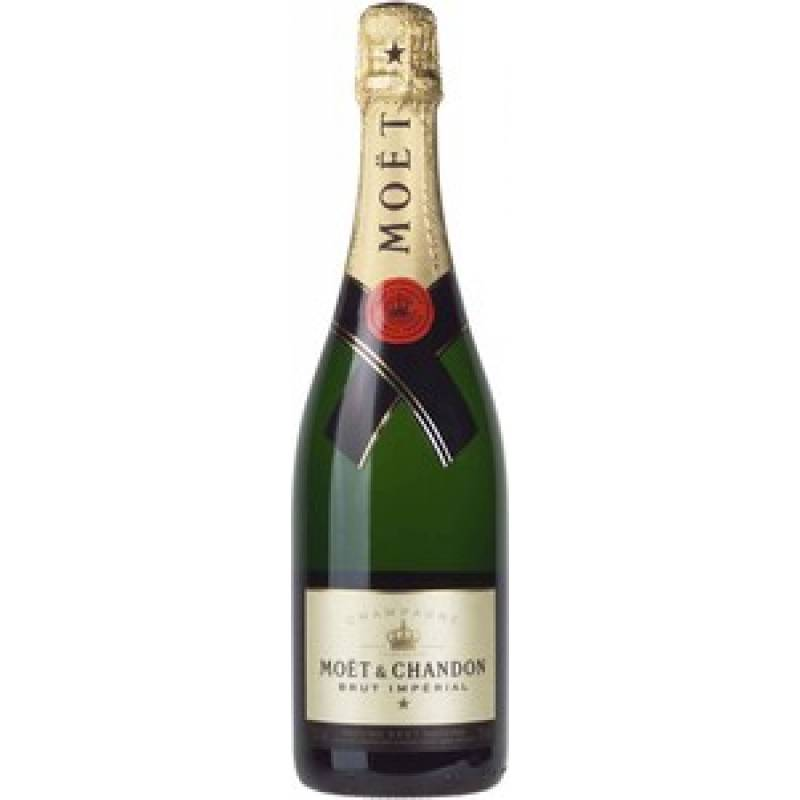 Moet & Chandon Brut Imperial - 0,75 л  Champagne Moet & Chandon