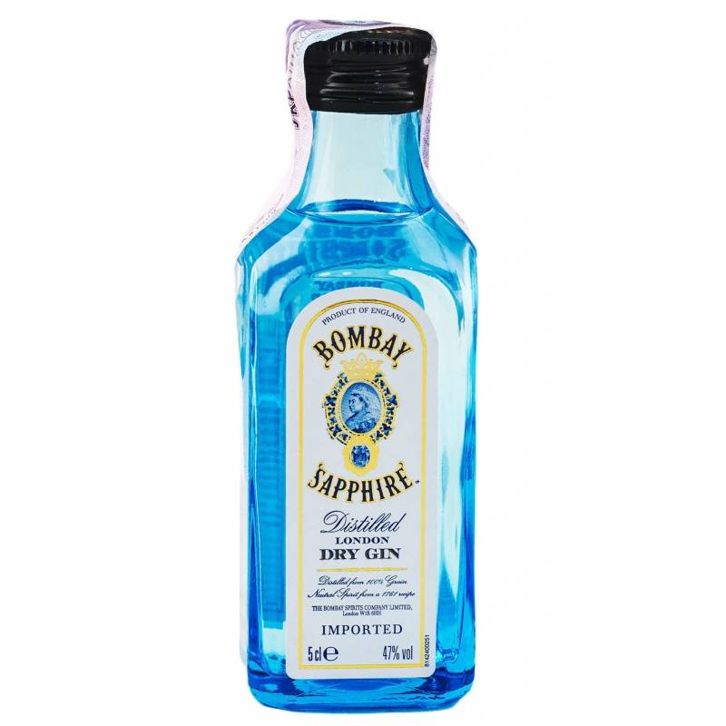 Bombay Sapphire - 0,05 л Bacardi Martini