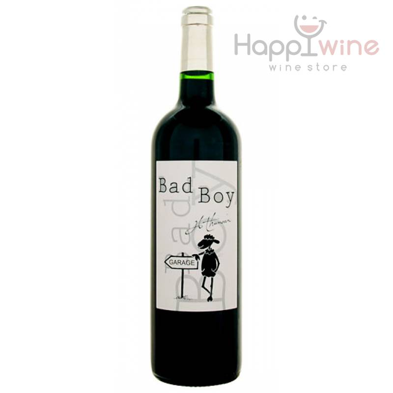 Bad Boy, 2014 кр. - 0,75 л Thunevin