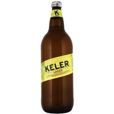 Keler Lager скло ( 1,0л )