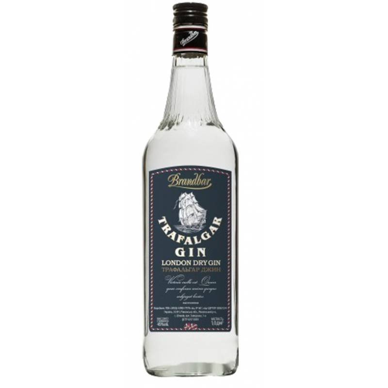 Brandbar Trafalgar gin - 1 л