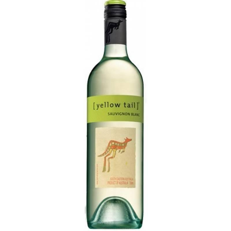 Yellow Tail Совиньон Блан ( 0,75л ) Casella Wines (Каселла Вайнз)