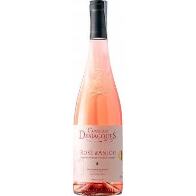 Chatelian Desjacques Rose d'Anjou ( Chatelian Desjacques Розе Д'Анжу ) 0,75 л
