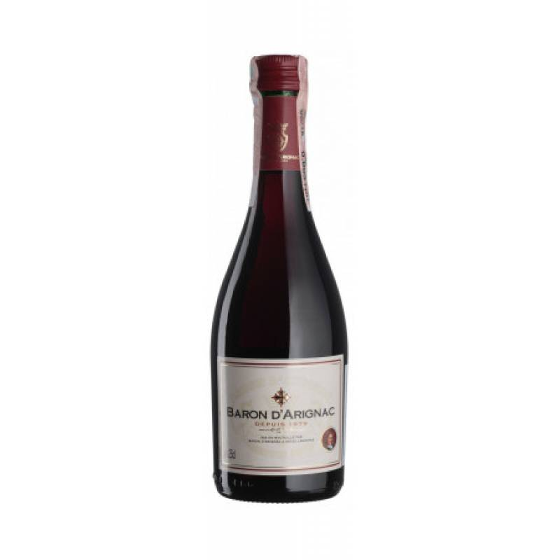 Baron d'Arignac Rouge (  Baron d'Arignac Руж ) 0,25л  Les Grands Chais de France