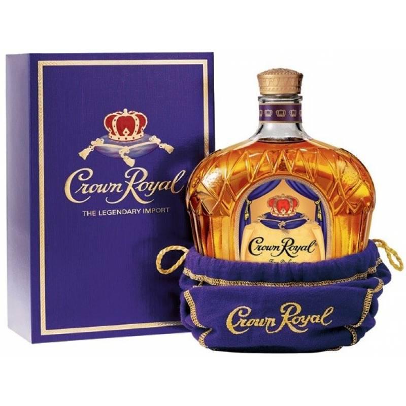 Crown Royal в коробке ( 0,75л ) Diageo (Диаджео) - АРХИВ!!!